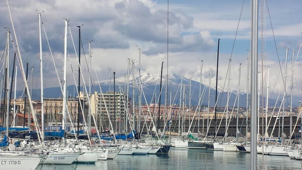 Catania Harbour