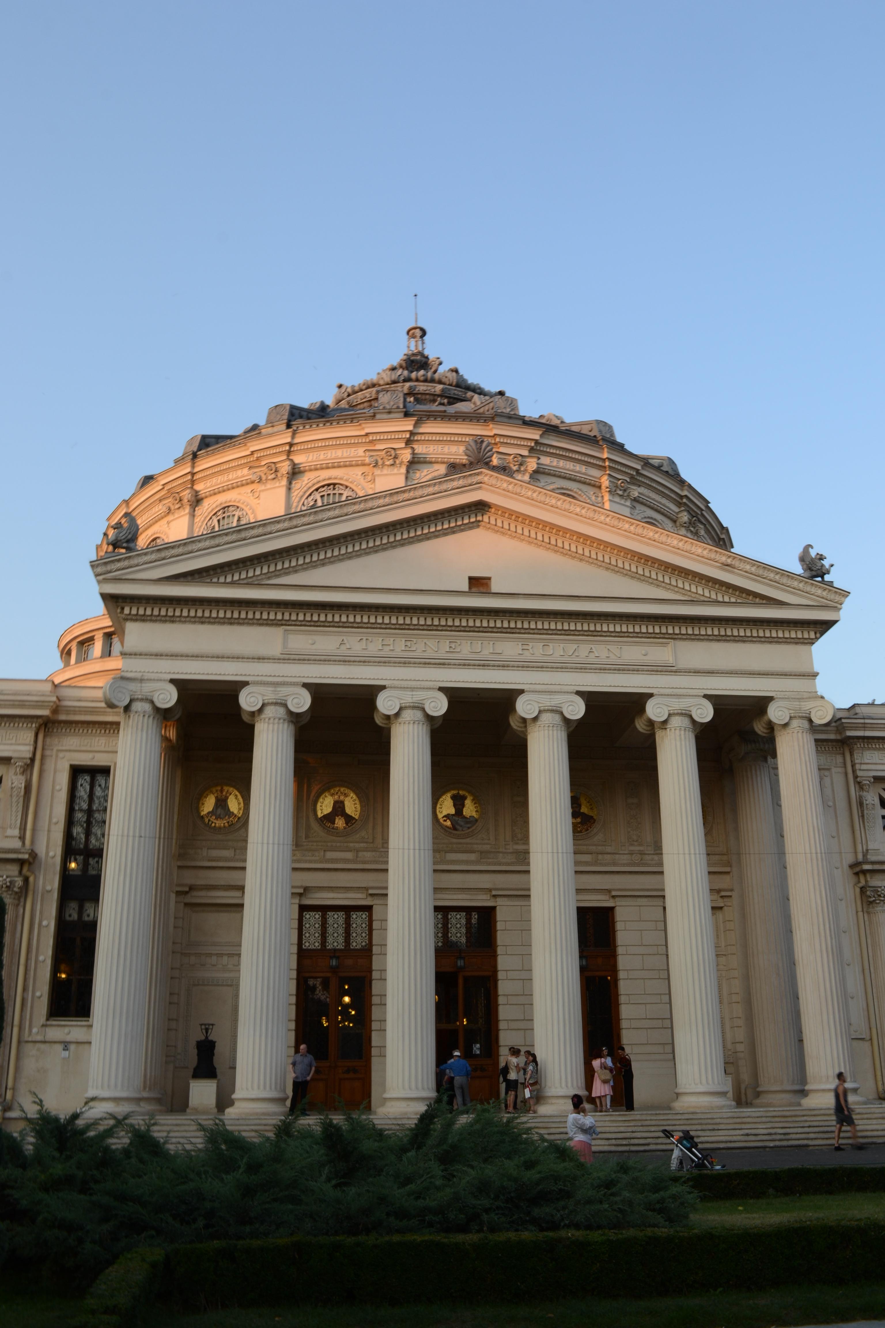 Bucharest event