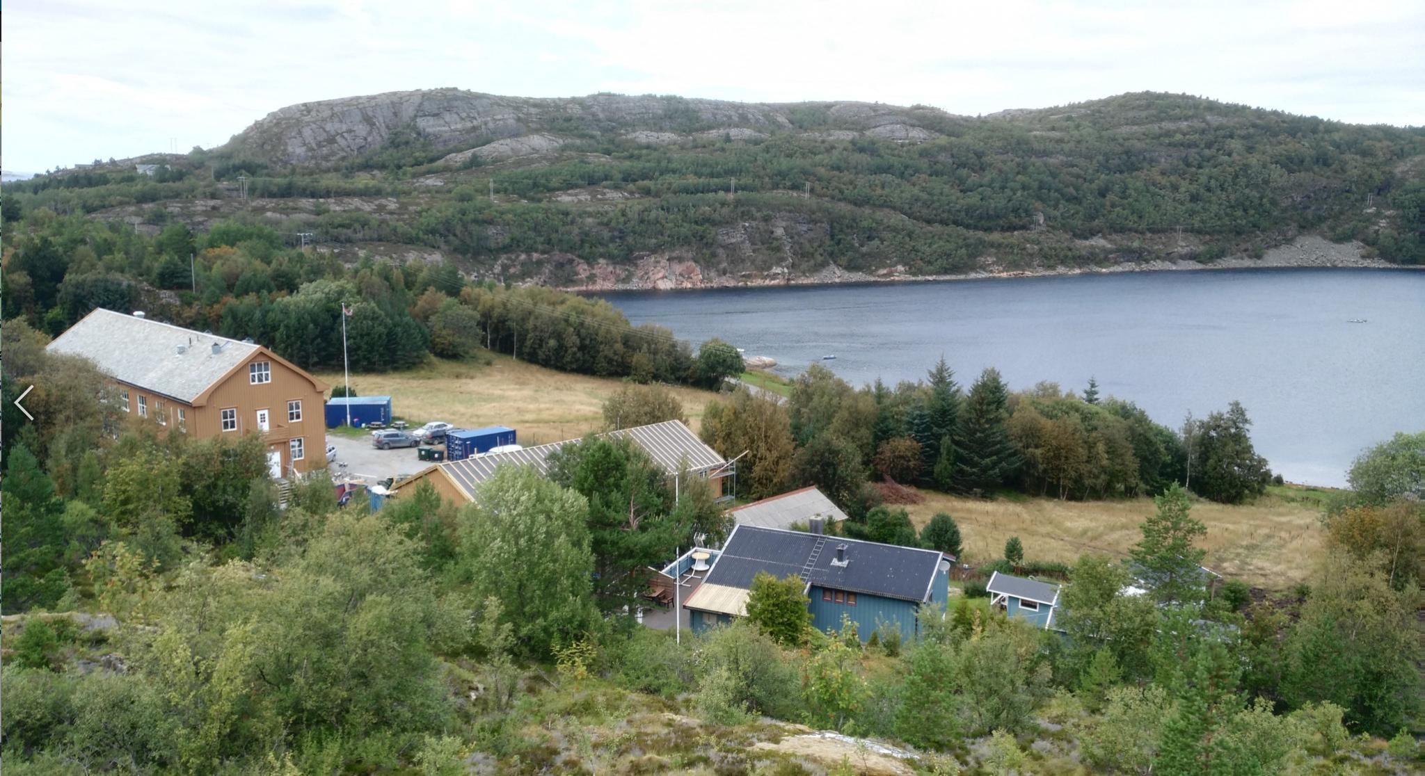 The Bay of Hopavågen - © M. Stockenreiter, Luna Benitez Requena, Sabine Schultes and Patrick Fink